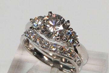 ダイヤモンド セットリング