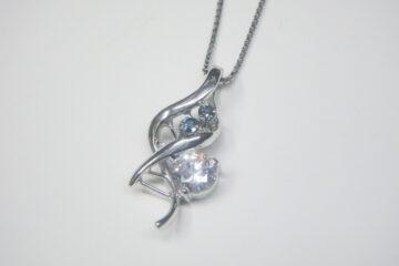 ダイヤモンドDNAペンダント