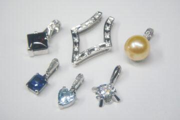 ダイヤモンド セットペンダント