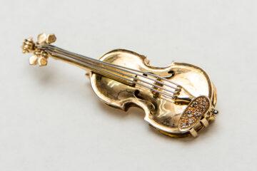 K18ヴァイオリン